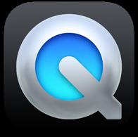 QuickTimePlayerロゴ画像