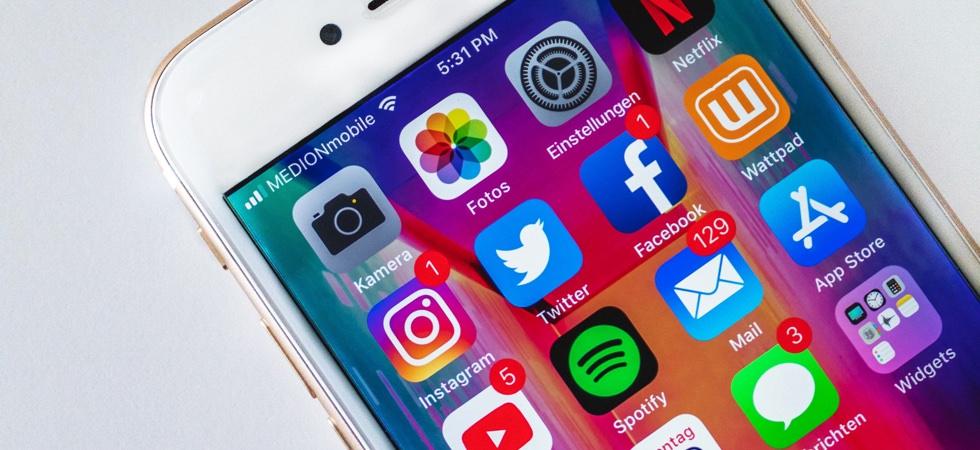 SNSアプリのイメージ