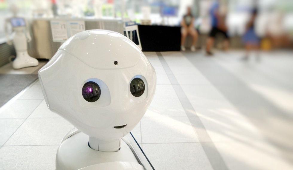 検索ではなく、AI ロボットによる提案のイメージ写真