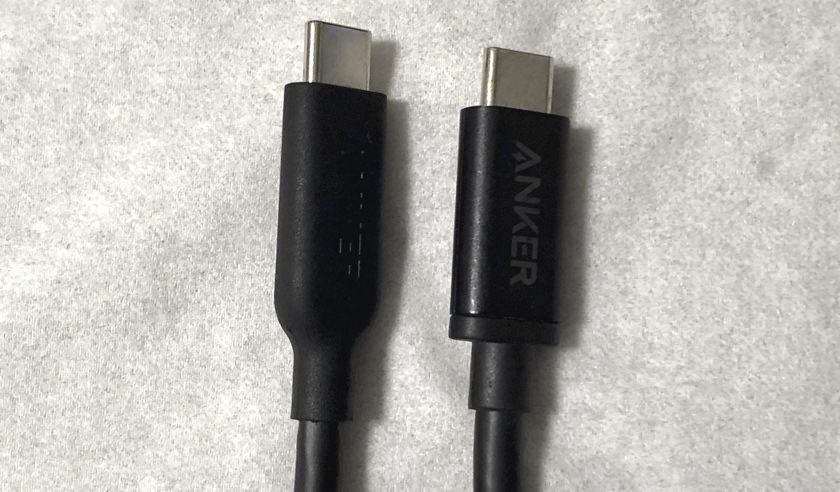 USB-Cケーブルのイメージ